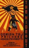 Dorian Taj / Prichard / Honda Pavarotti