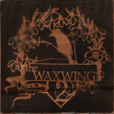 The Waxwing Anniversary (wood)