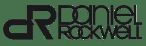 DANIEL ROCKWELL LOGO NEW HORIZONTAL TRANSPARENT