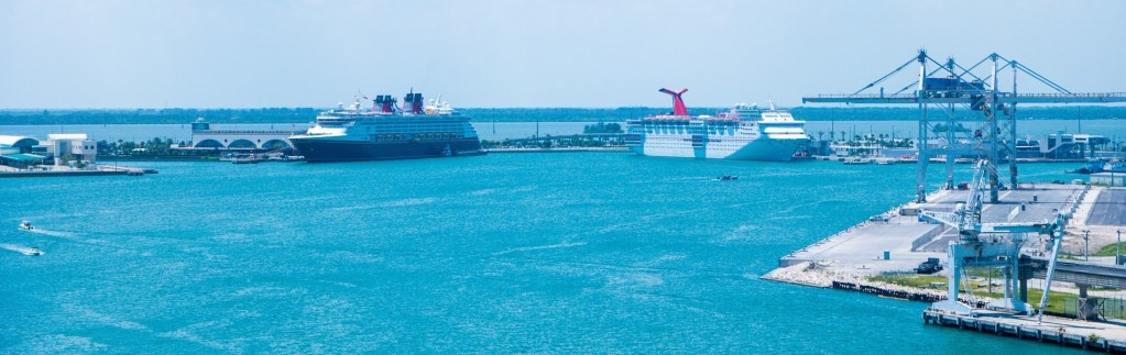Port Canaveral Hero Image
