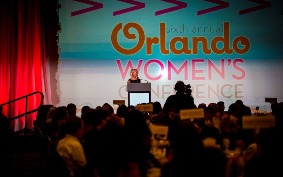 Freelance Photography Project: 2016 Orlando Women's Conference