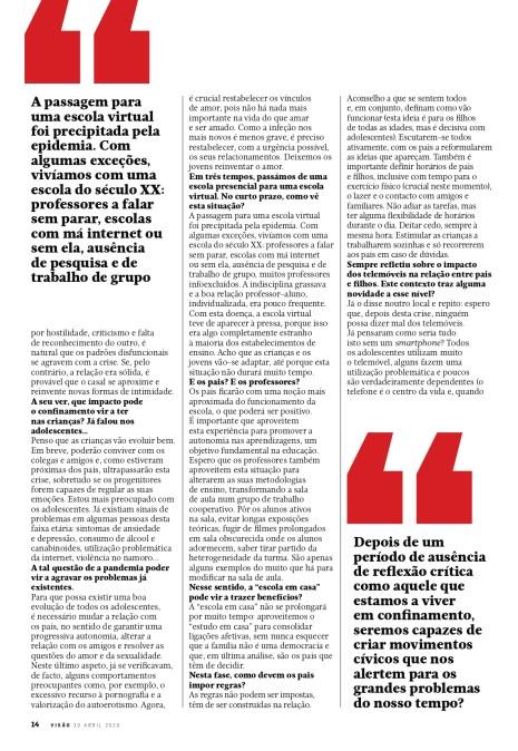 Entrevista Visão - Página 3