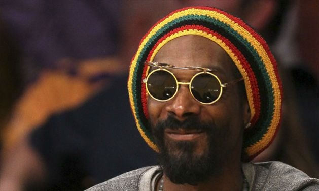 "Oh look, it's Bob Marley reincarnated as ""Snoop Lion""  WHAT. THE. FUCK."