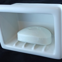 Kitchen Soap Caddy Small Table With Chairs Bathroom Shampoo Shelf Dish Shower Niche Recessed ...