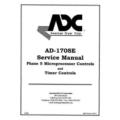AD-170SE SERVICE MANUAL