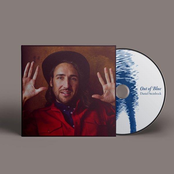 Daniel Steinbock - Out of Blue CD album