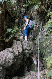 Rope-assisted Climbing