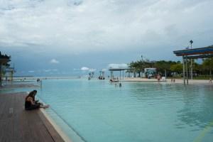 Lagoon in Cairns