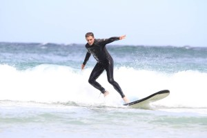 Out of Control at Byron Bay