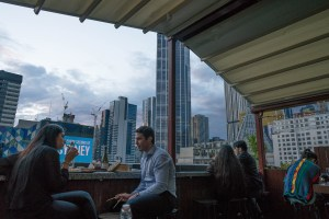 Rooftop Bar in Melbourne