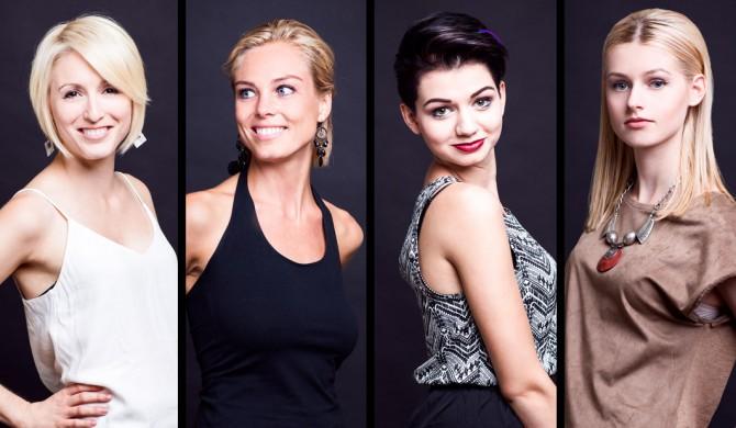 Teamfotos des Klagenfurt Friseur Salons Martina Glaser