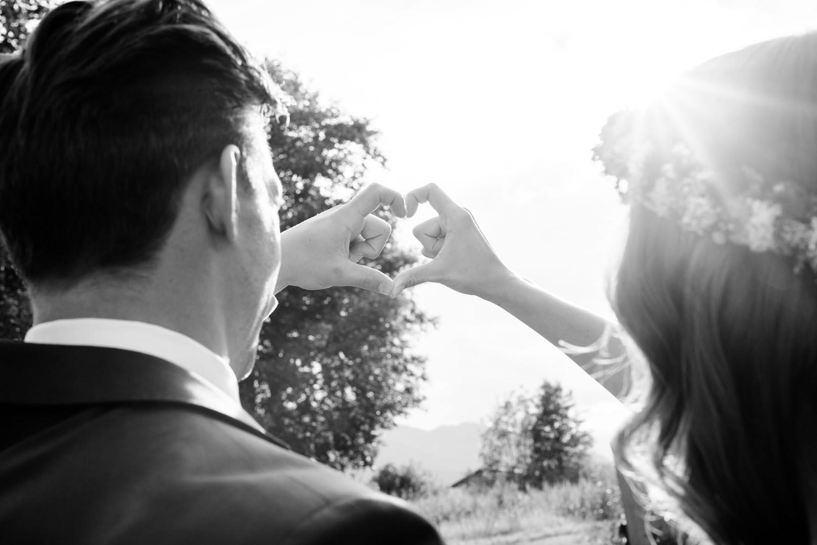 Hochzeit von Kathi und Gregor am Weiensee in
