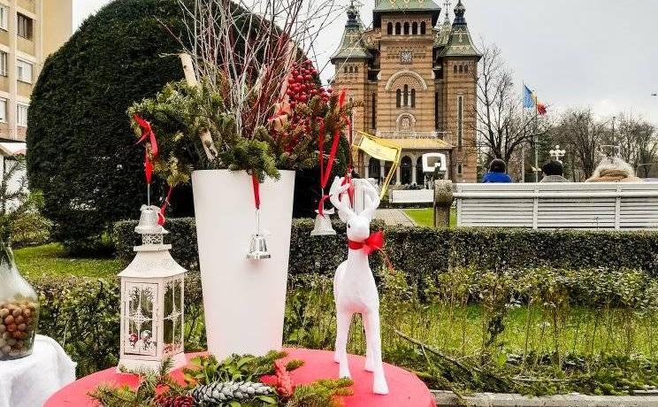 Božićni duh u Temišvaru