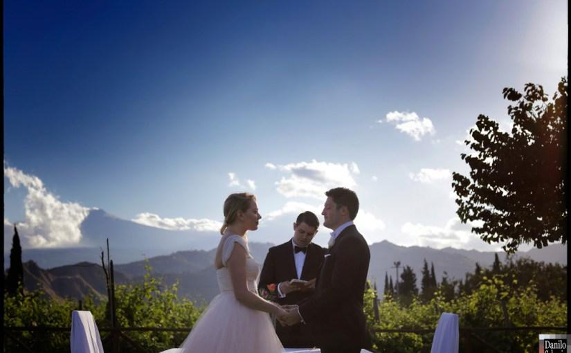MATRIMONIO IN VETRINA: MICHAEL & SARA