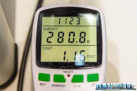 TK 1000 con ventola elettronica in funzione di raffreddamento