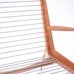 Lounge Chair Replacement Straps How To Make A Cover Out Of Sheet Clear Vinyl Covered Loop Springs For Vintage Danish Chairs | Homestore