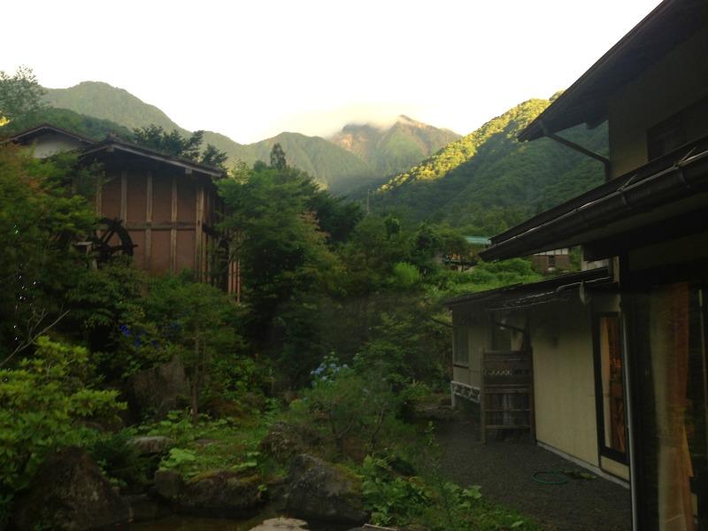 Ryokan i Japan