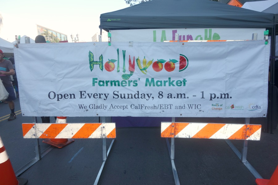 Hollywood Farmers Market