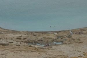 Det Døde Hav synker