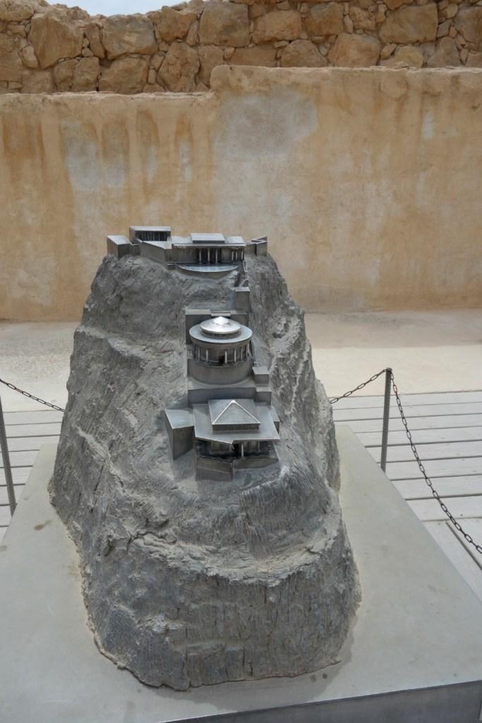 Rekonstruktion af Masada