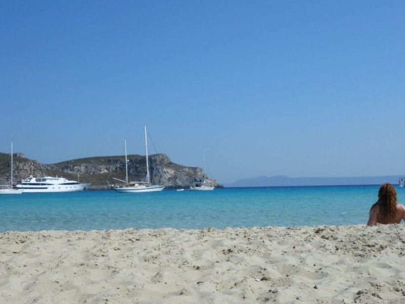 Elafonisos en græsk bounty ø kun en sviptur fra Peloponnes