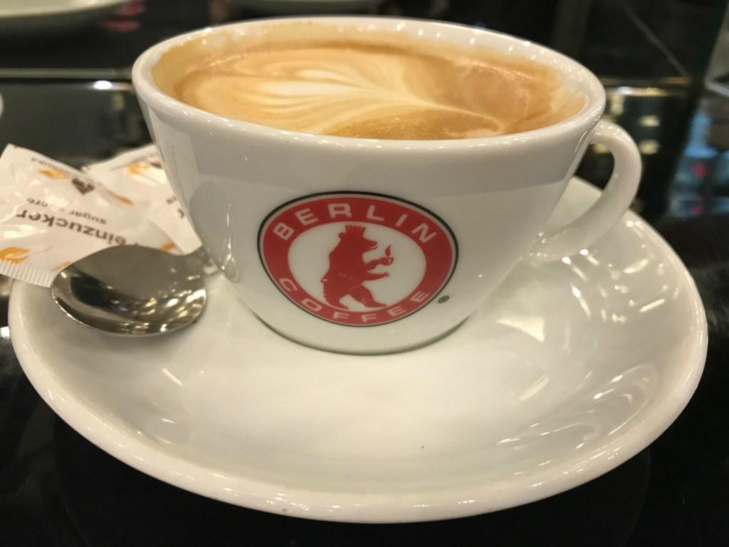 Berlin Coffee i Mall of Berlin