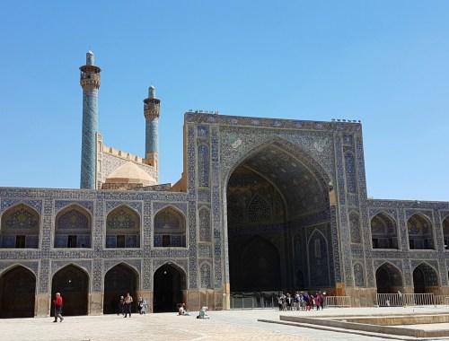 HIGHLIGHTS I ISFAHAN. Imam moske på Naqsh-e Jahan Square