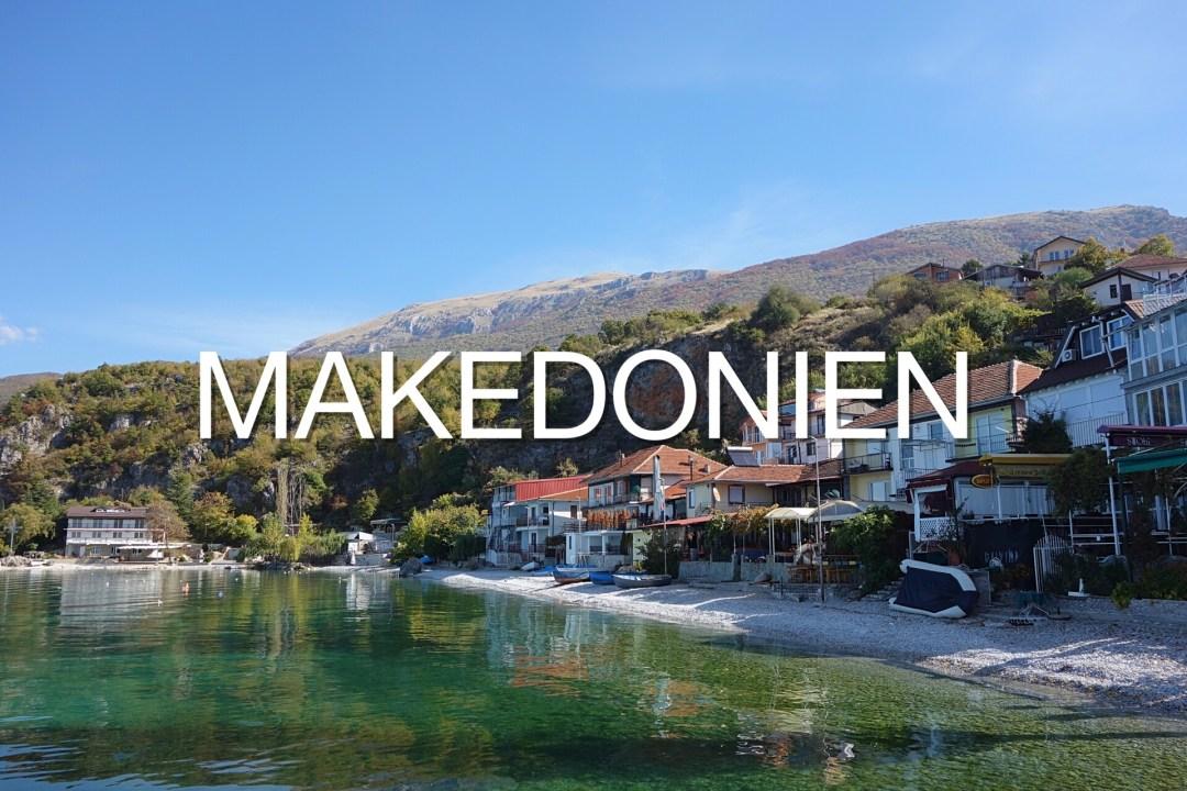 Rejseblog makedonien
