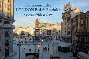London Bed & Breakfast