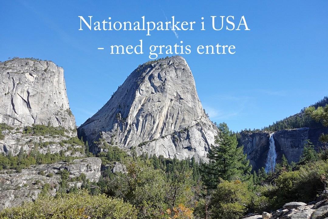 Nationalparker i USA