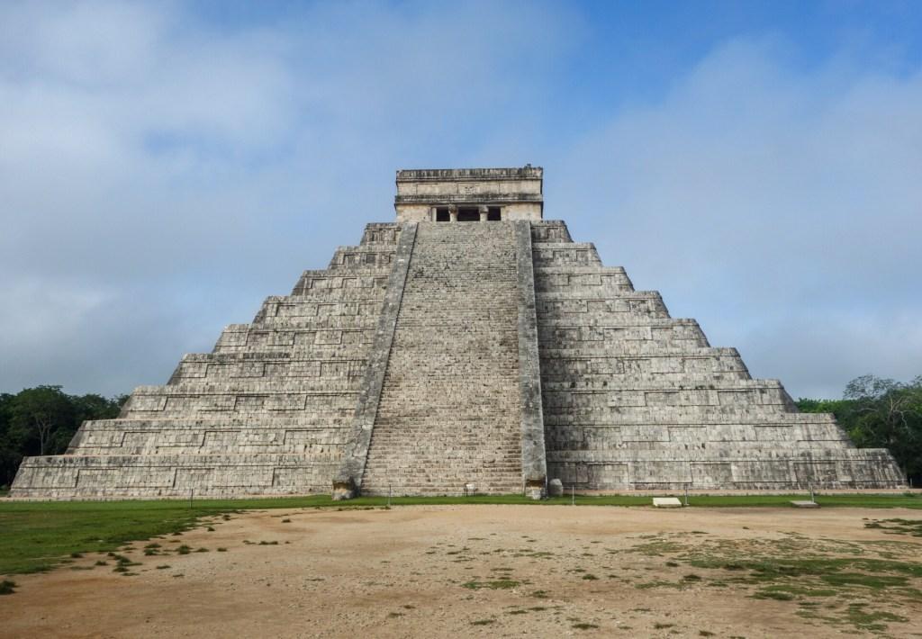 Chitzen-Itza i Mexico