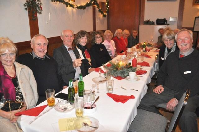 Danish Social Club of Victoria, Christmas 2016