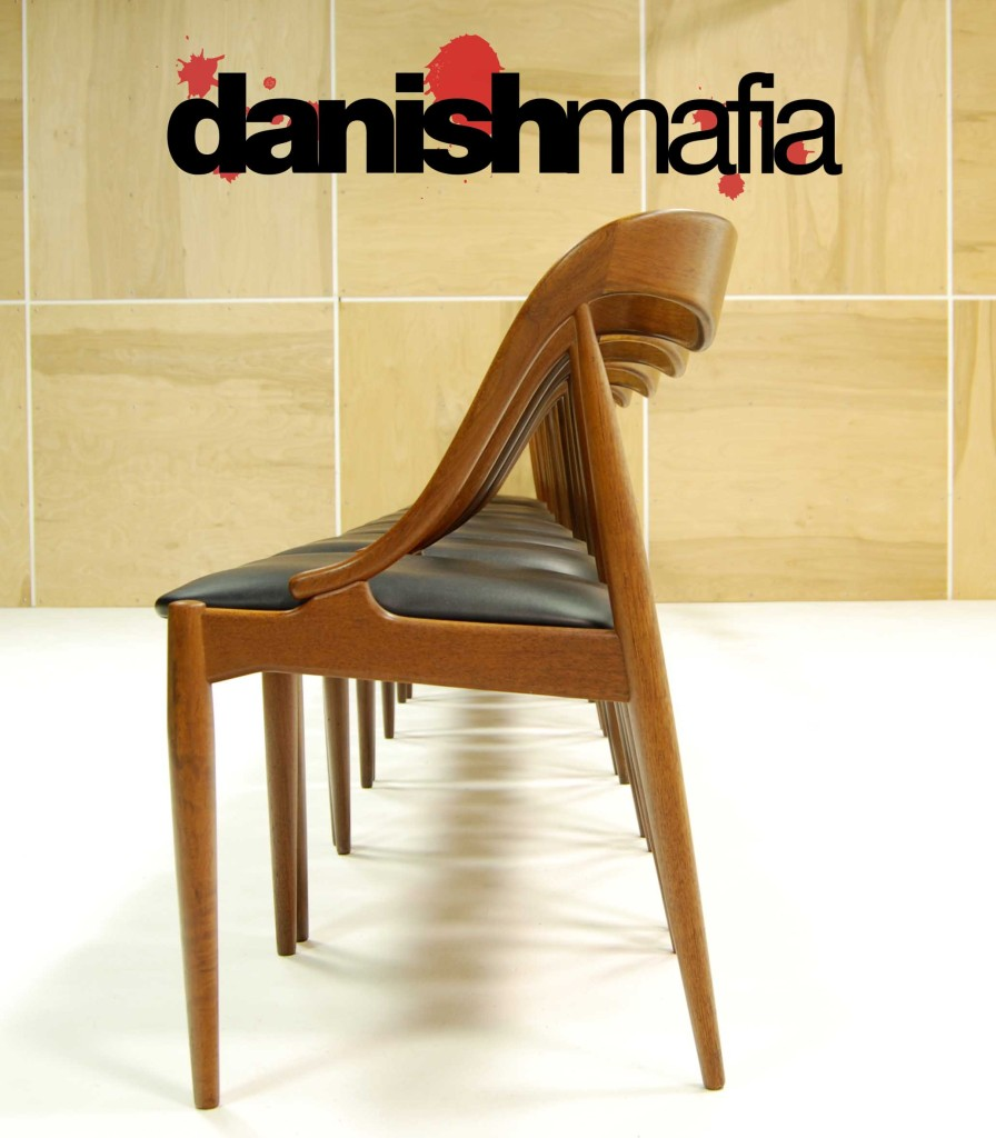 danish dining chair invisible for sale mid century modern set of 10 teak johannes andersen chairs 9