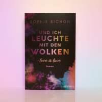 """[Rezension] Sophie Bichon """"Und ich leuchte mit den Wolken"""""""