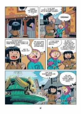 Little Renna y la fuente mágica - pag 15