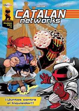 Catalan Networks 01 (ES) - Portada