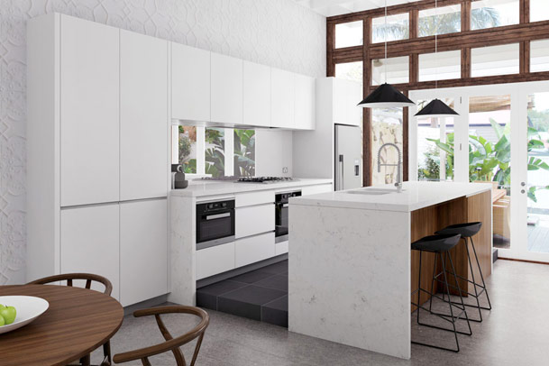 Contemporary Kitchen Designs From Sydney's Top Studio