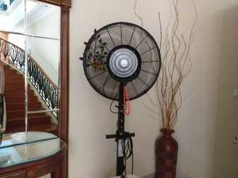 Sewa kipas angin air Cimanggis Depok Bogor Wa 081291820537, Djtek