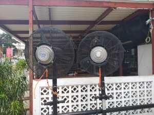 sewa kipas angin air Cipambuan bogor Wa 081291820537 Djtek