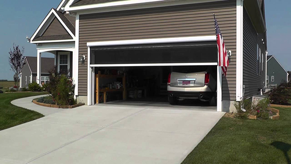Why You Want A Garage Door Screen Danley S