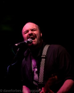 A picture of me performing at The Zanzibar in Feb 2012.
