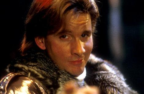 A photo of Chris Barrie as Ace Rimmer from the series Red Dwarf
