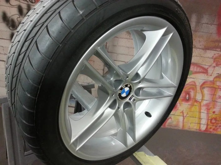 OEM Wheel Refurbishment Nottingham, Long Eaton & Derby