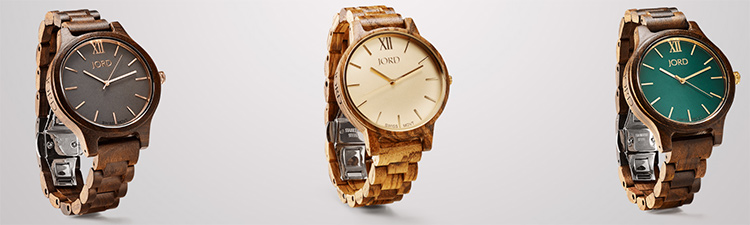 womens watch by JORD woodwatch