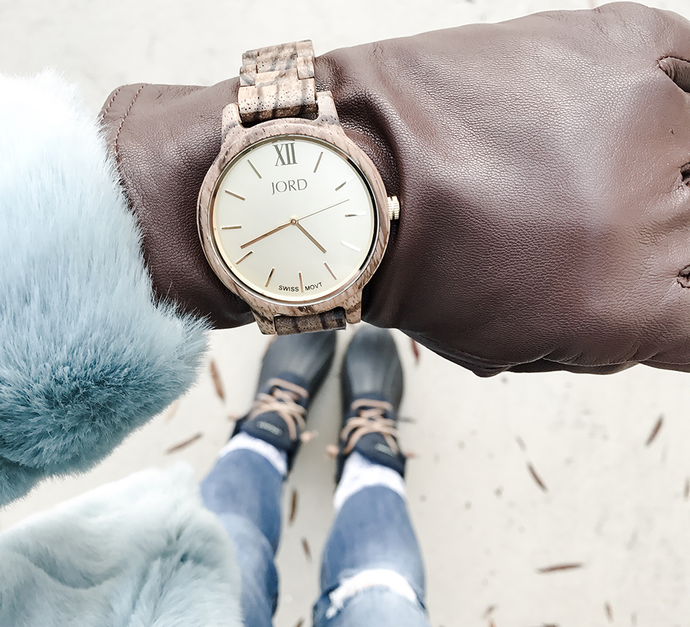 Womens unique watch