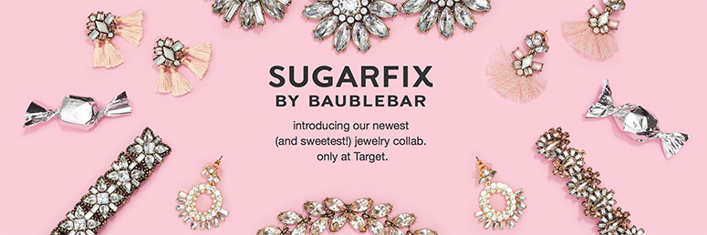 Bauble Bar and Target Collaboration