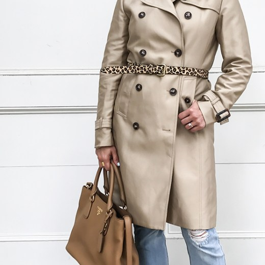 summer trench coat