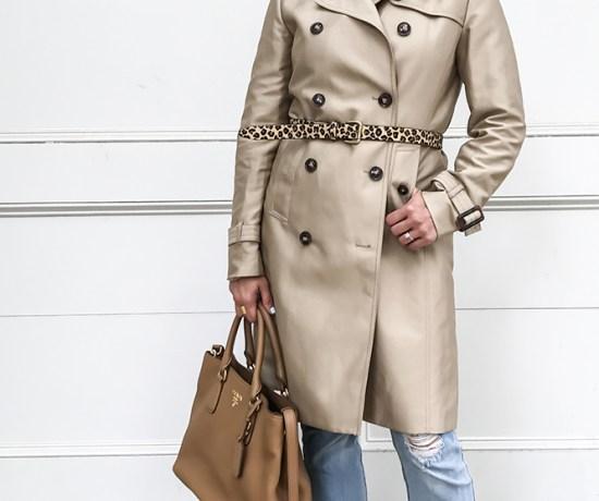 summer trench coat