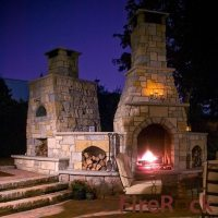 Outdoor Kitchens, Outdoor Fireplaces and Pizza Ovens ...