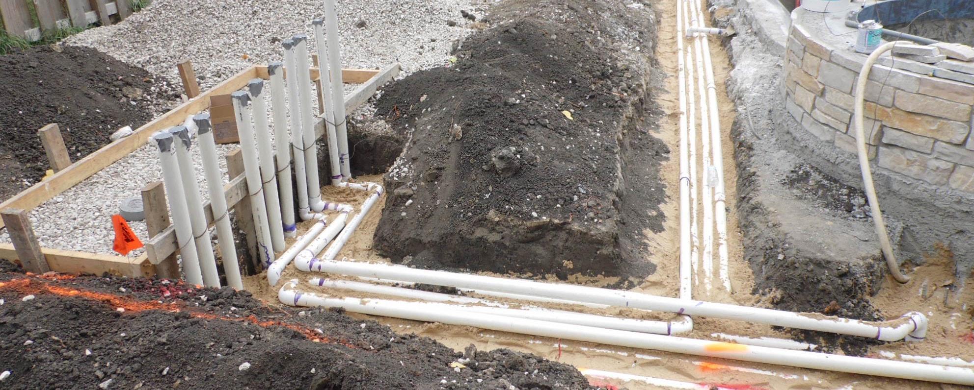Swimming Pool Plumbing and Electrical  Danna Pools Inc